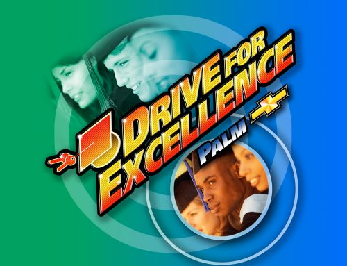 Drive For Excellence – Campaign Design
